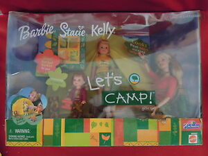 2001-Barbie-Stacie-Kelly-Lets-Camp-Gift-Set-In-Original-Unopened-Package