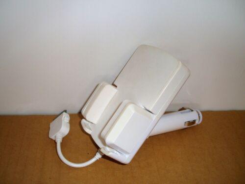 iEssentials 3 in 1 FM Transmitter Cradle For iPhone IPod - Model MP Q88U