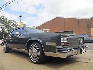 1983 Cadillac Eldorado Immaculate Classic V8 4.1L Original Homebush West Strathfield Area Preview