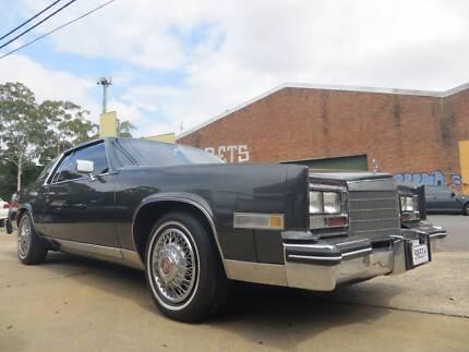 1983 Cadillac Eldorado Immaculate Classic V8 4.1L Original
