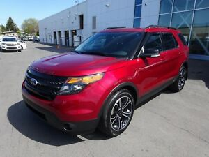 2015 Ford Explorer Sport AWD Cruise Adaptatif