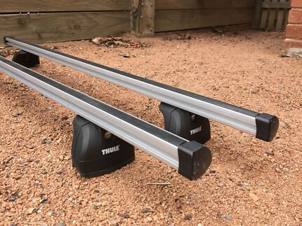 Roof racks Thule from Subaru liberty outback wagon 03 - 09