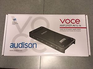 Audison Voce 5.1k ***$2200 RETAIL***