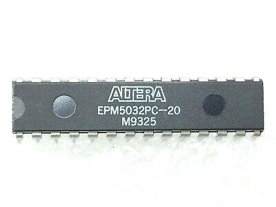 Epm5032pc-20 Altera Ic Cpld 600 Gates 32 Macro Cells 71.4mhz 5v 1 Unit