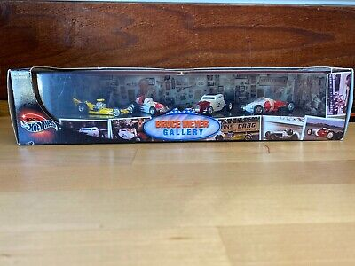 Bruce Meyer Gallery 100% Hot Wheels Diecast Vintage Racing Series
