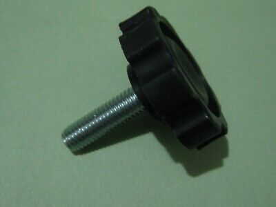 - Thread Hand Knob Post Screw M8 x 26 mm for Umbrella Base Tube or Other Use