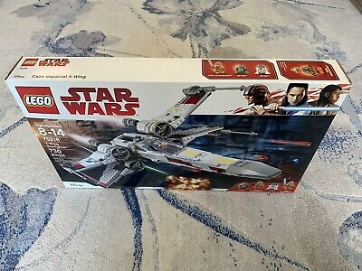 LEGO Star Wars X-wing Starfighter (75218) New In Box Factory Sealed