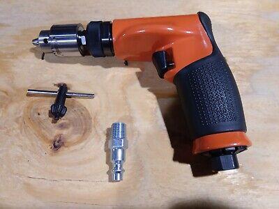 14 Dotco Mini Palm Drill 3200 Rpm 0.4 Hp 90 Psi