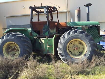 John Deere Tractor - Wrecking Now - Selling complete or Parts Albury Albury Area Preview