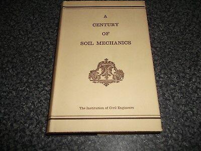 Jahrhundert Ein Licht (Buch. ein Jahrhundert Boden Mechanics. Civil Ingenieure Veröffentlicht Papiere)
