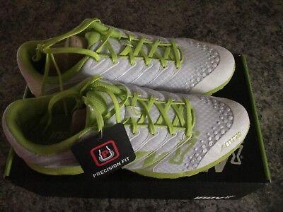 Inov-8-F-Lite-195-Women-039-s-White-Lime-Running-Shoe-Women's 10M Men's 8.5M