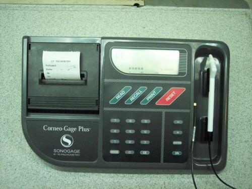 Sonogage Corneo-gage Plus Pachymeter