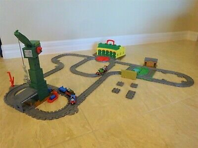 Thomas & Friends Take-n-Play Adventures on Sodor Train Set