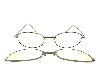 EASYCLIP Aspex NAPOLEON 9035 15 Eyeglasses FRAMES & Sunglass CLIP ONS TV3 (Aspex Sunglasses)