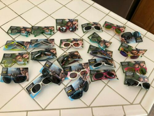 LOT OF 100  Kids Foster Grant Sunglasses   UV400 BRAND NEW