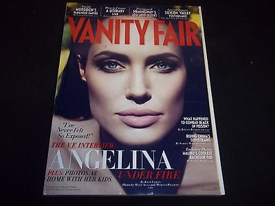 2011 OCTOBER VANITY FAIR MAGAZINE - ANGELINA JOLIE - FASHION ISSUE - D 2125
