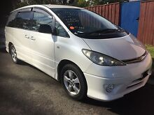 Toyota Tarago Estima Aeras full optioned direct from the importer  Toongabbie Parramatta Area Preview