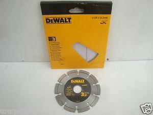 DEWALT-DT3761-125MM-ANGLE-GRINDER-LASER-DIAMOND-CUTTING-DISC-No3