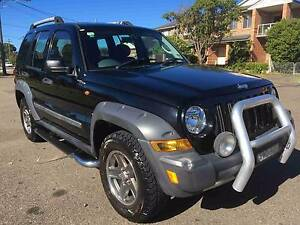 Great Condition - LOW KM - 2005 Jeep Cherokee Wagon Lidcombe Auburn Area Preview