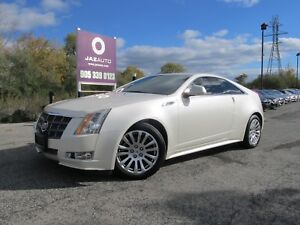 2011 Cadillac CTS Performance CLEAN CAR PROOF LEATHER HEATED SUN