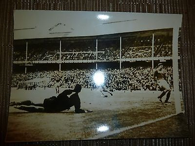 Press Photograph 1966 World Cup Semi Final- WEST GERMANY v RUSSIA - LEV YYASHIN