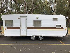 Franklin Caravan with bunks sleeps 6 Bunbury Bunbury Area Preview