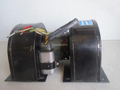 Traub Mclean Motor Blower Assembly 2nb424s50 Motor U85 Lot Traub-26 Remi