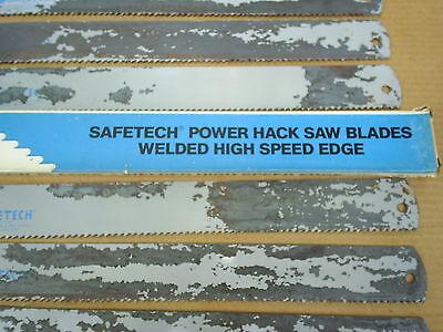 10 Capewell Power Hacksaw Blade 24 Mount 2 18x.100 4t Fn2404-0 New Bi-metal