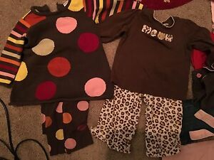 Cute and pretty Gymboree little girl clothes