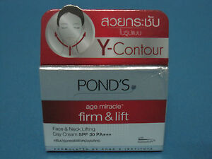POND'S Age miracle Firm & Lift Face & Neck Lifting Day Cream SPF30 PA+++ 10g