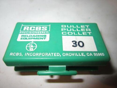 RCBS SHELL HOLDER #30  30 REM AR