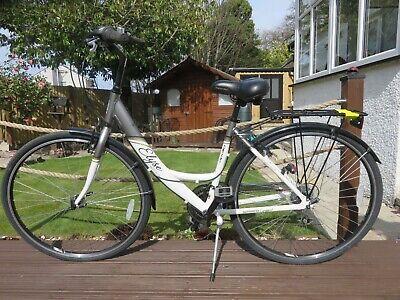 "Apollo Elyse 18"" light weight lady's bike"