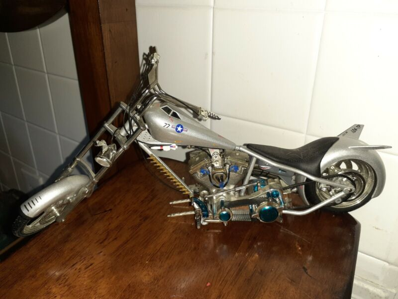 Orange County Choppers American Chopper The Series JET BIKE 1:10 OCC Joy Ride