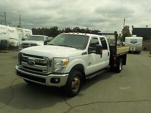 2012 Ford F-350 SD XLT Crew Cab Long Bed DRW 4WD Diesel