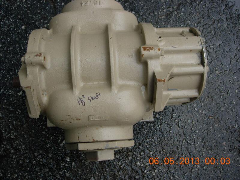 rotary blower