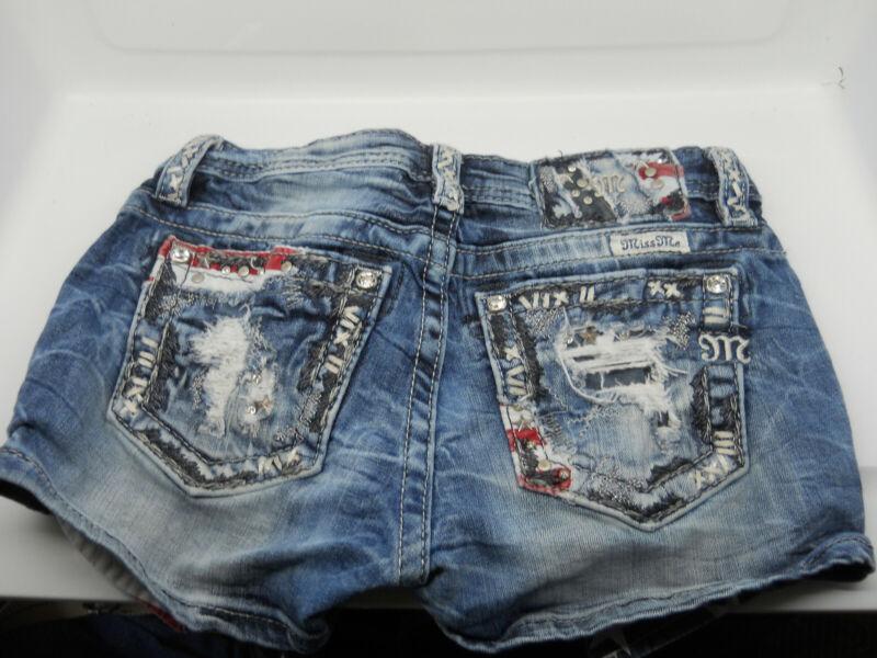 Miss Me Shorts Girl
