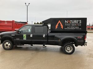 Ford F-350 Dually Diesel 4+4 Lariat