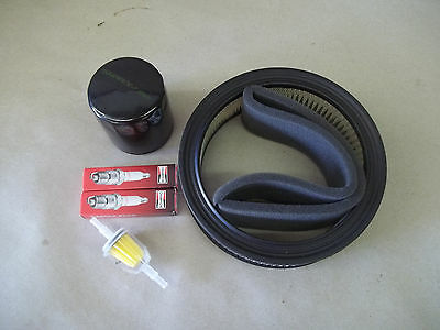 John Deere Garden Tractor  Air Oil Filter plug  Kit fits 316 ,318,420 w/ Onan