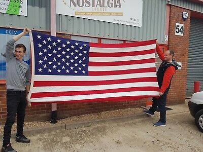 Huge Valley Forge Best Cotton American Flag