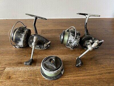 used vintage fishing reels