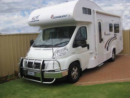 JAYCO DUCATO 3.0 LTR AUTOMATIC MOTORHOME IMMACULATE CONDITION Canning Vale Canning Area Preview