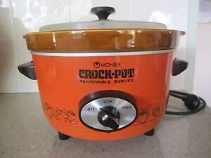 Retro Original 'Crock Pot' Slow Cooker Waramanga Weston Creek Preview