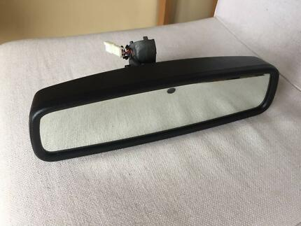 GENUINE Ford Ranger PX Dual Cab Rear View Mirror Bateau Bay Wyong Area Preview