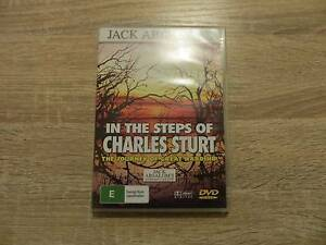 Jack Absolom's In the Steps of Charles Sturt - Region 4 DVD Ringwood Maroondah Area Preview