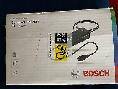 Bosch Kompakt E-Bike Akku-Ladegerät 2A 230V
