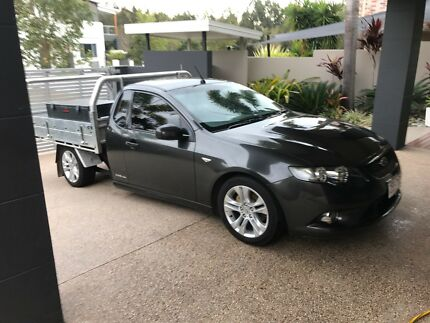 Xr6 turbo ute