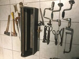 Vieux outils