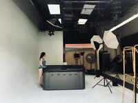Large Photo & Video Studio Space
