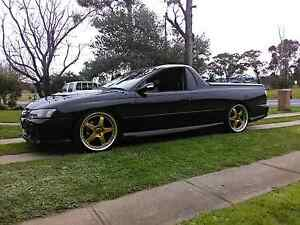 Cammed ss ute v8 manual commodore Scone Upper Hunter Preview