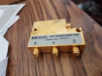Hp Agilent Low Band Mixer 5086-7982 8563ec 8563e 8564e 8565e 30hz Opt 6 Upgrade
